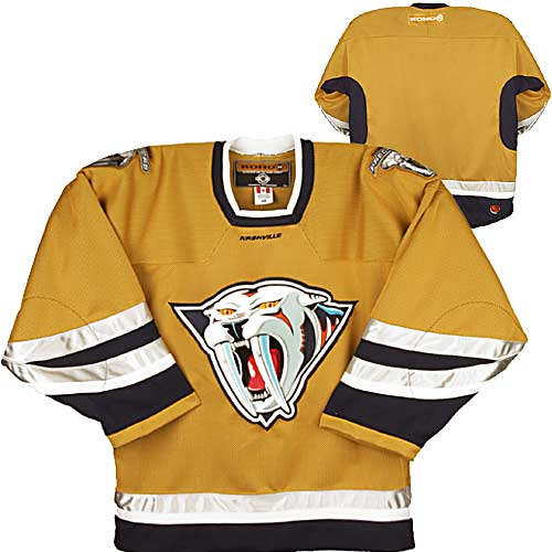 nashville predators third jersey